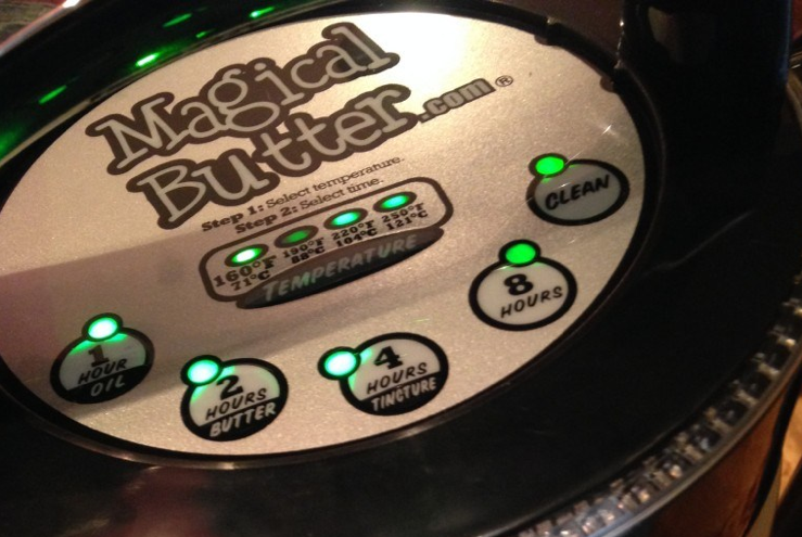 magical butter machine