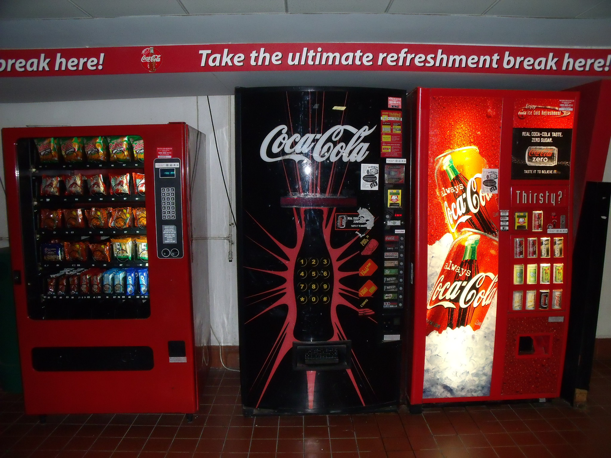 More Deadly Than Weed Vending Machines Stuff Stoners Like