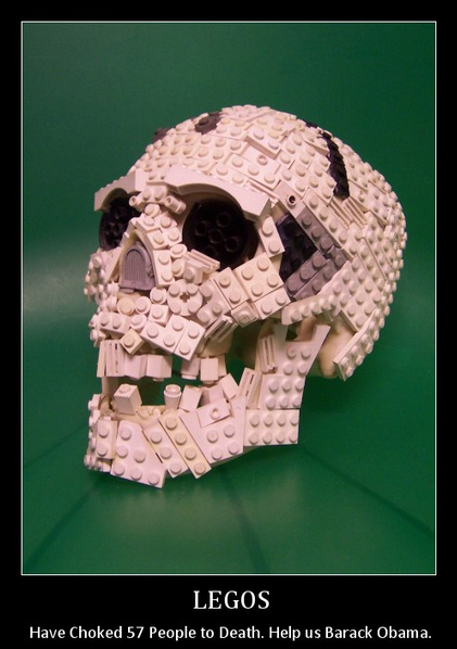 More Deadly than Weed- Legos