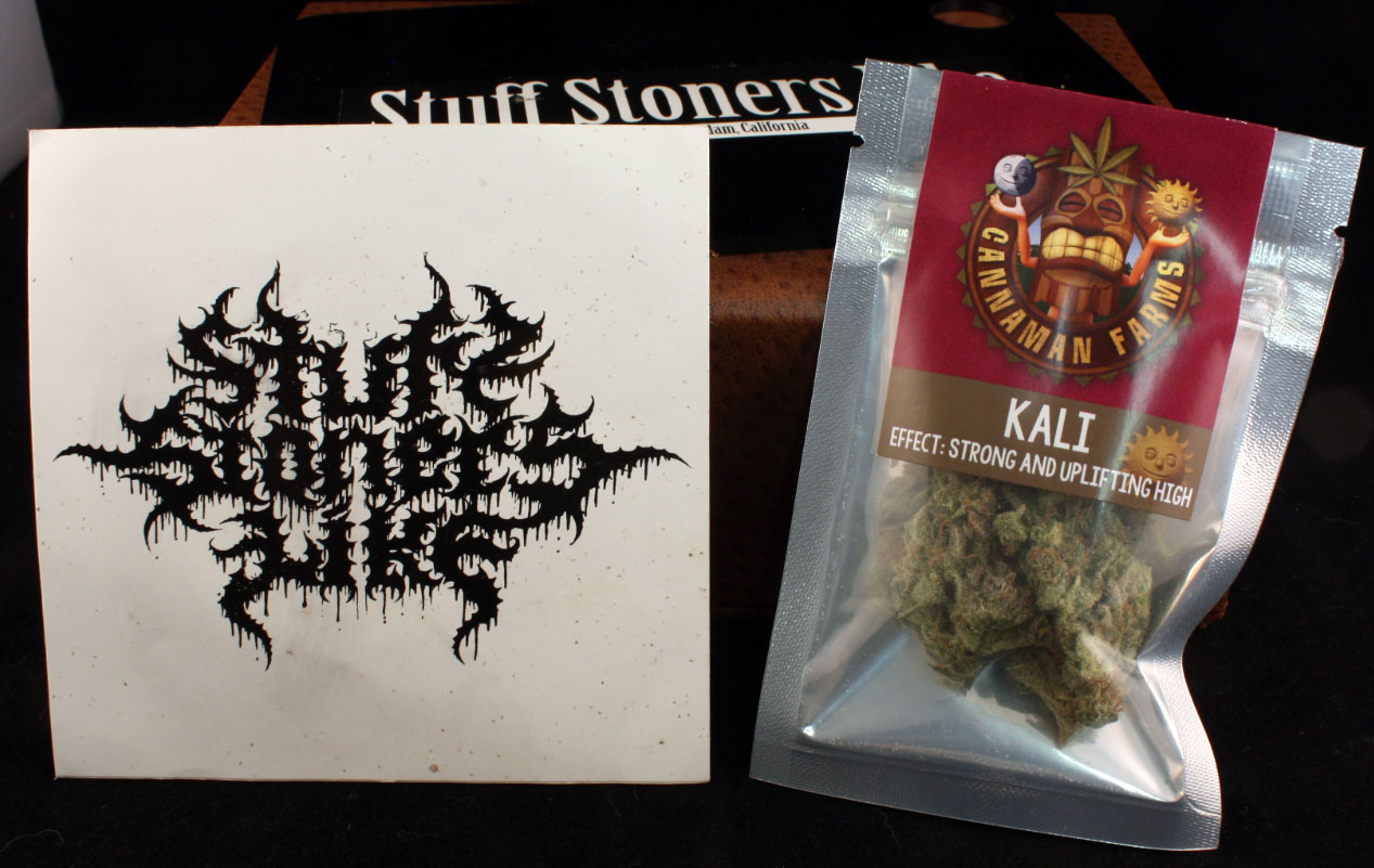 Lee on Kali Mist: The buzz is good. Real good