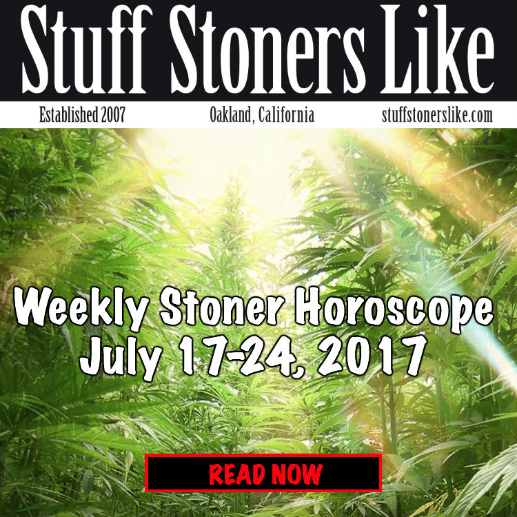 TWITTER-WEEKLY STONER HOROSCOPE TEMPLATE
