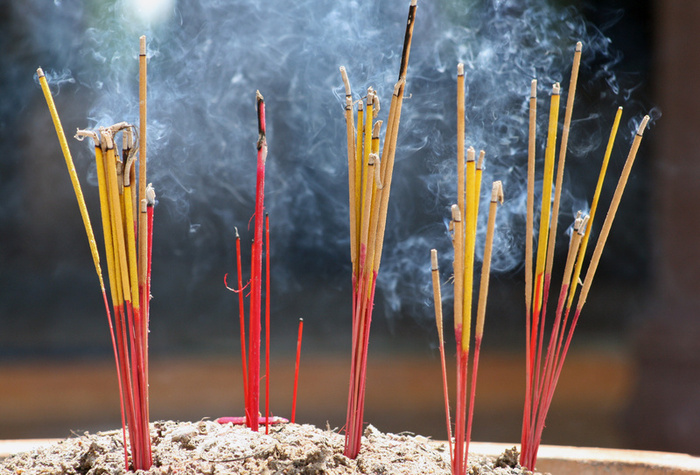Light Incense When You Walk In Room