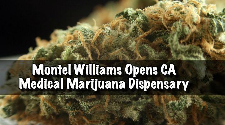 Montel Williams marijuana dispensary