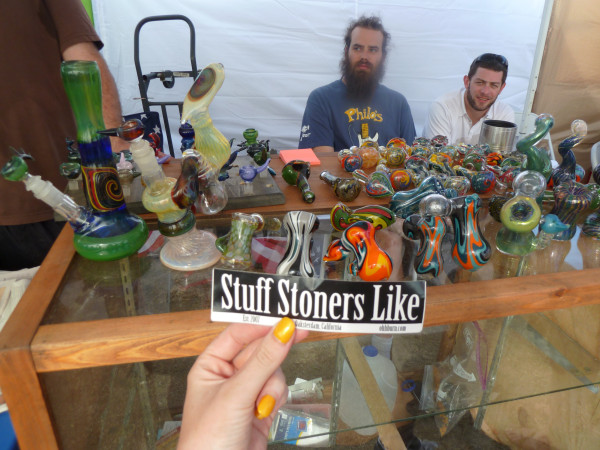 Stoners Like Glass