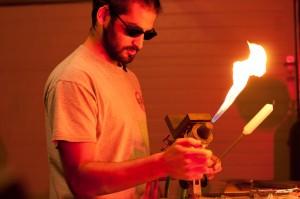 Etai Rahmil of Chicken Coop Glassworks