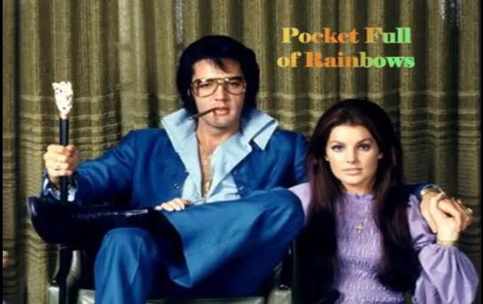 Elvis Presley Pocket Full of Rainbows