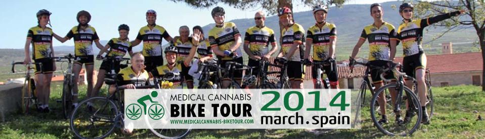 Medical Cannabis Bike Tour