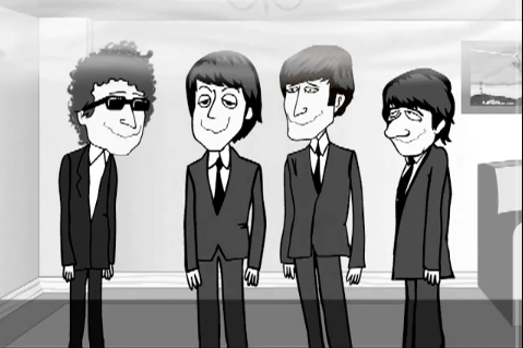 Bob Dylan Got the Beatles STONED 50 Years Ago Today