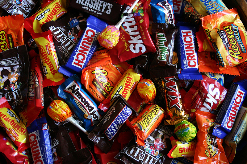 Drug Testing Halloween Candy