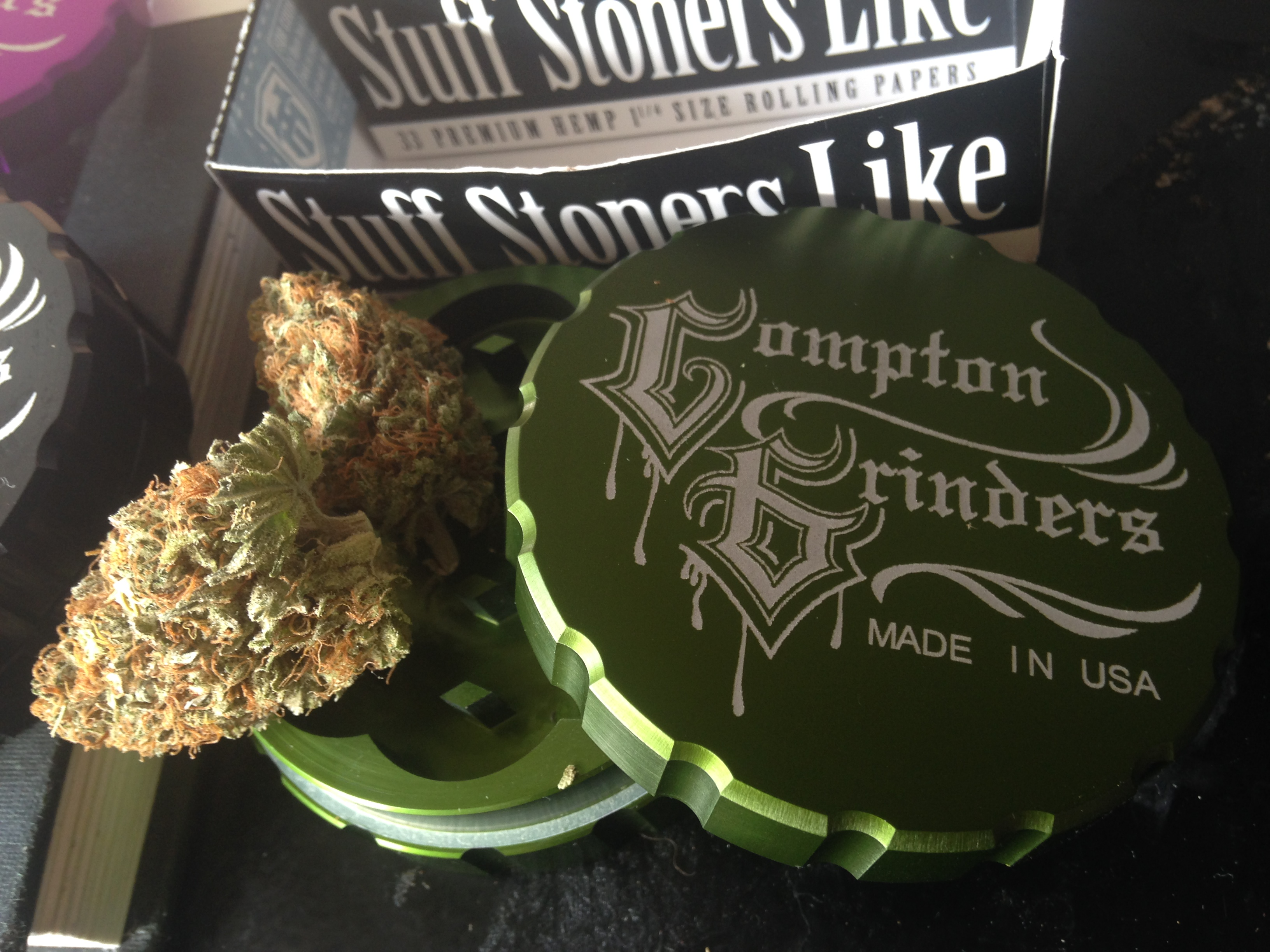 Compton Grinders Review