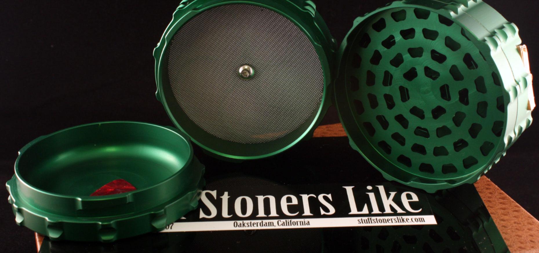 Phoenician Weed Grinder - STUFF STONERS LIKE