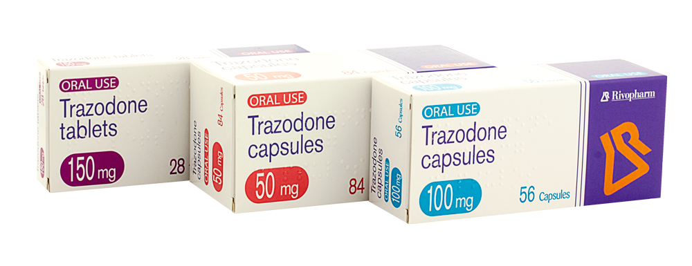 Generic Desyrel Trazodone