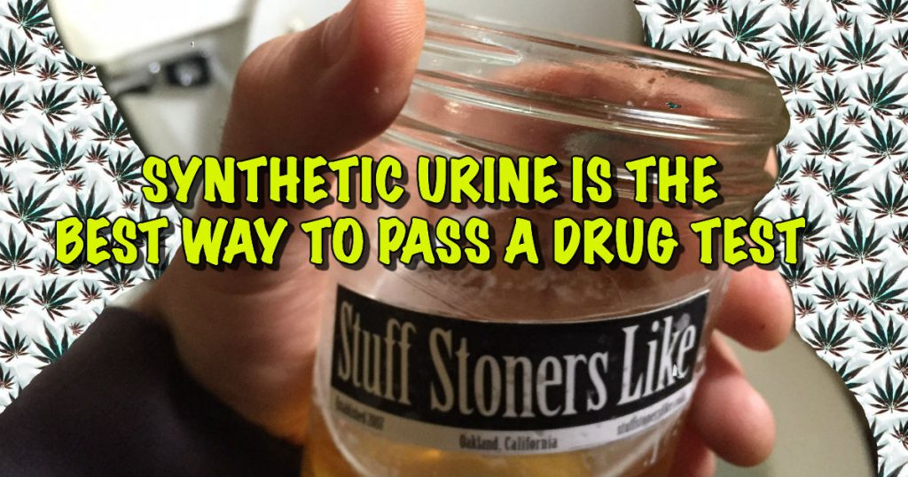 what is the best synthetic urine?