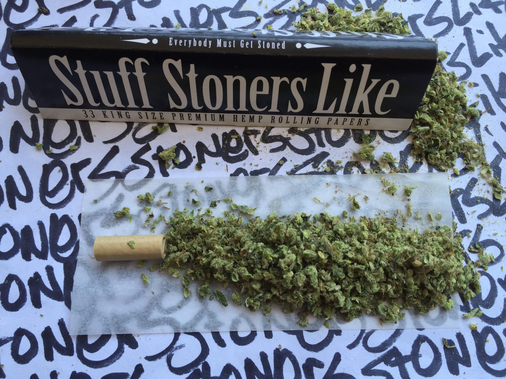 Shape your cone joint