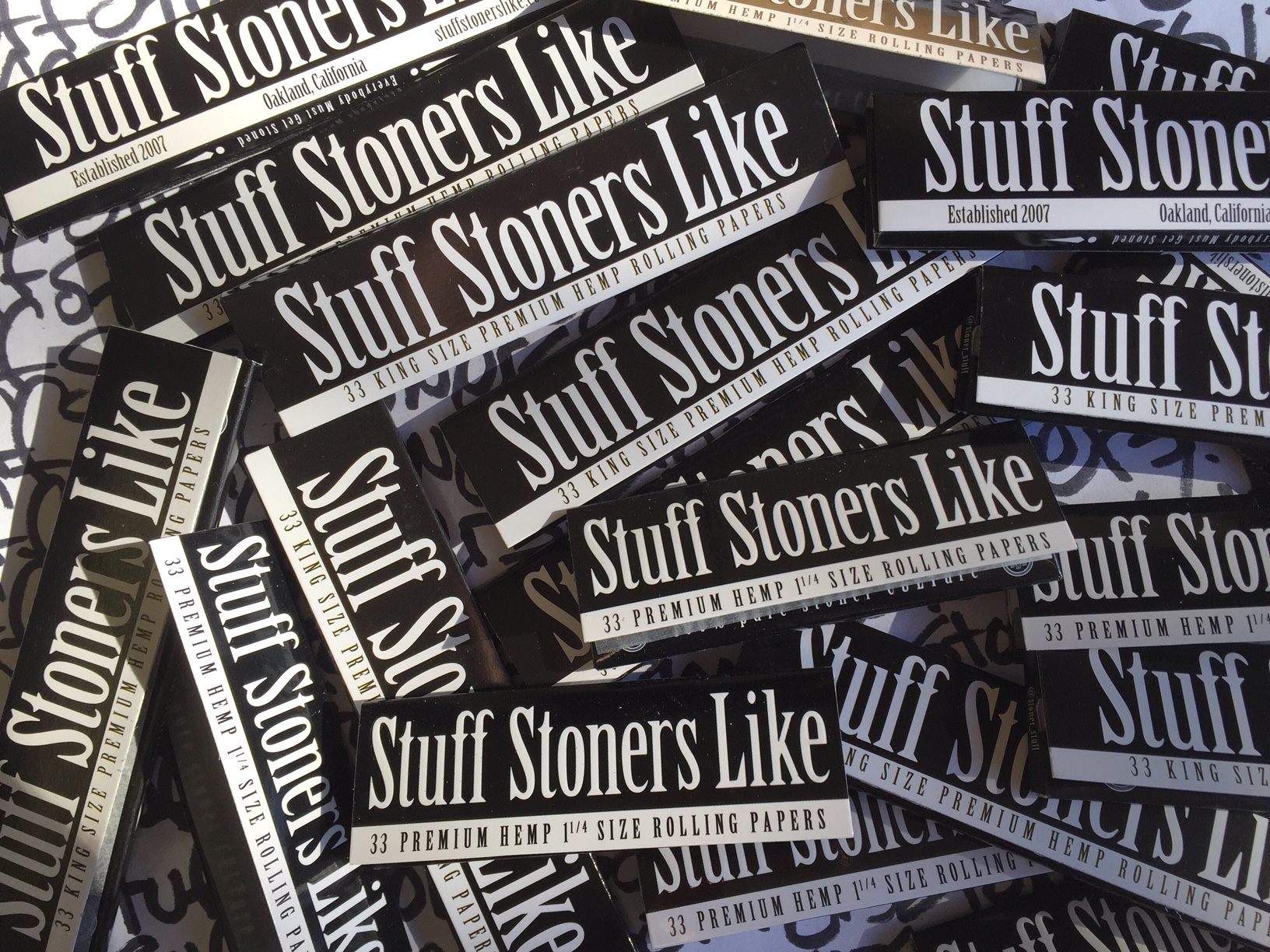 Stuff Stoners Like Rolling papers King Size