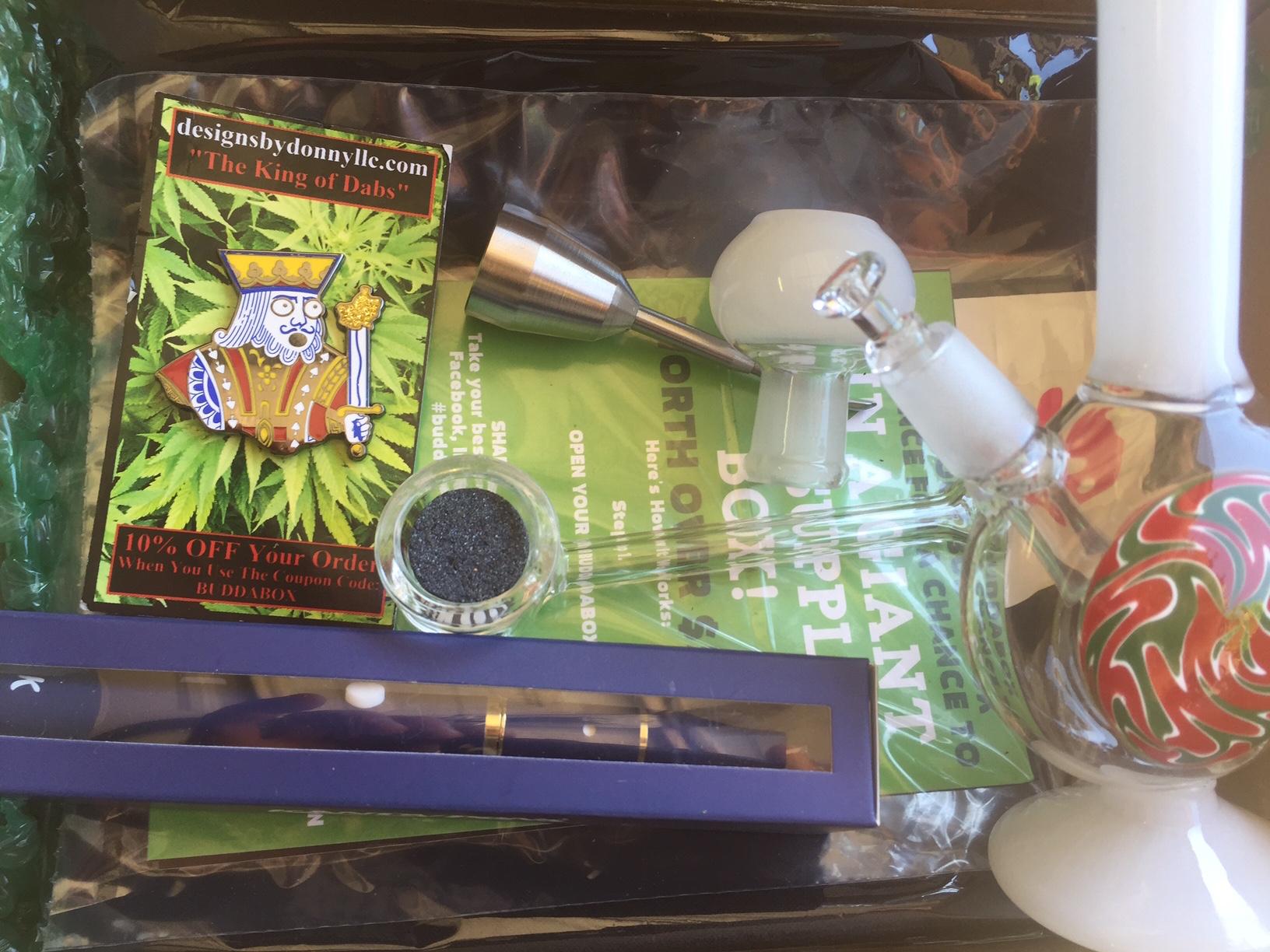 Budda Box Giveaway