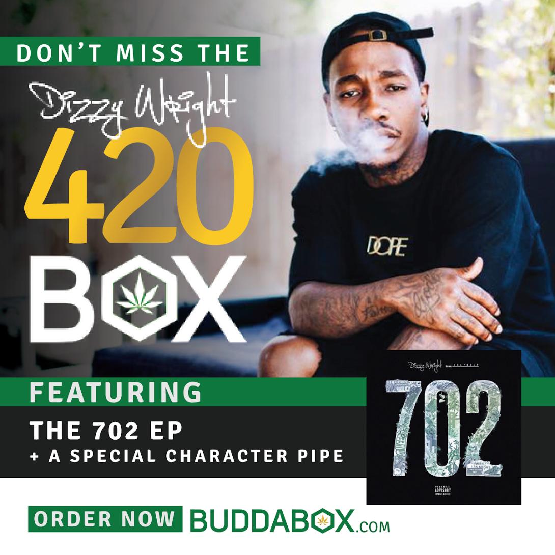 Dizzy Wright Smoke Box 2