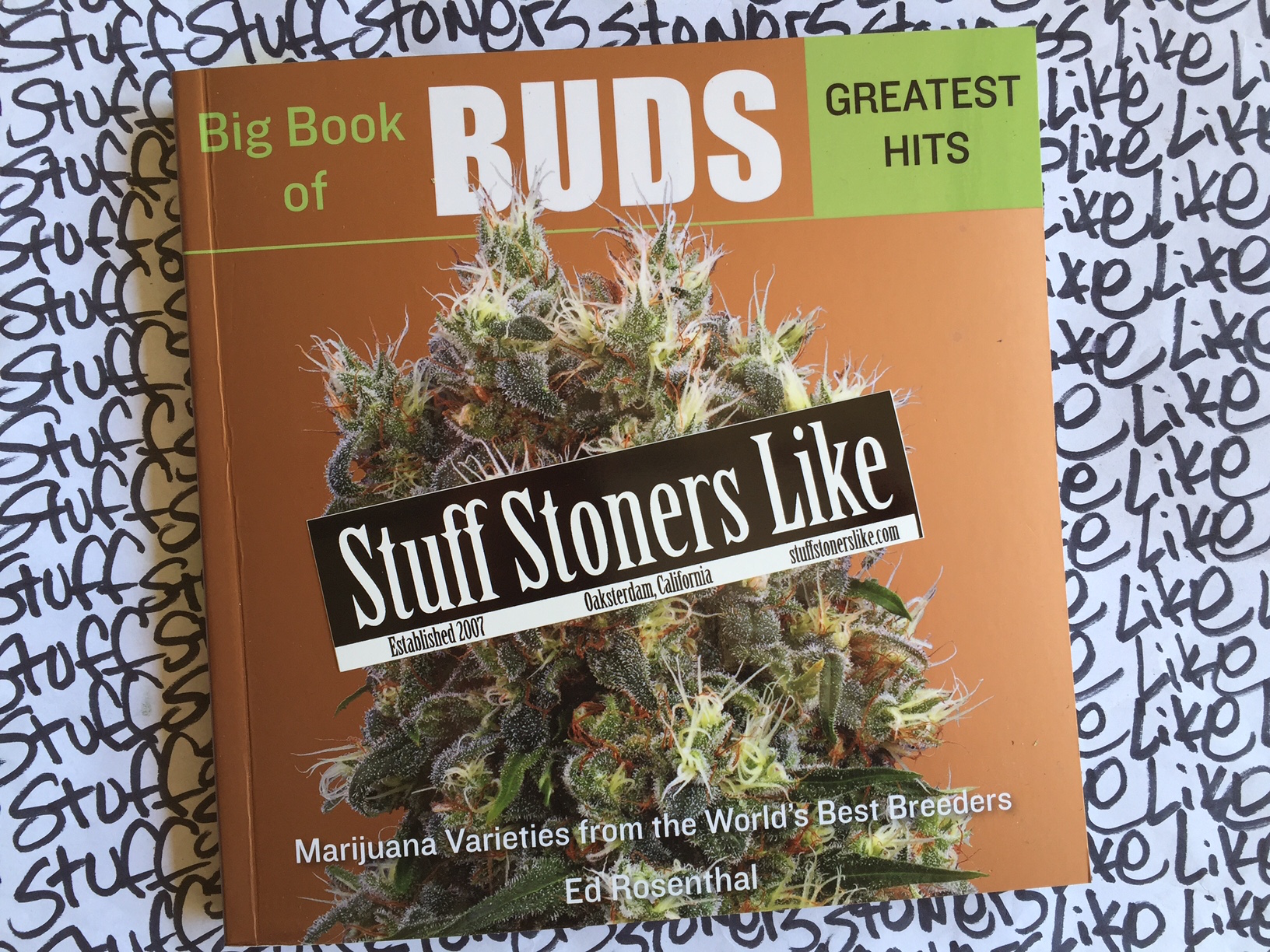 Big Book of Buds Greatest Hits by Ed Rosenthal
