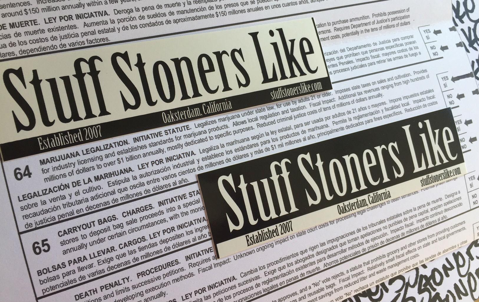 CA Proposition 64 AUMA Adult Use of Marijuana Act