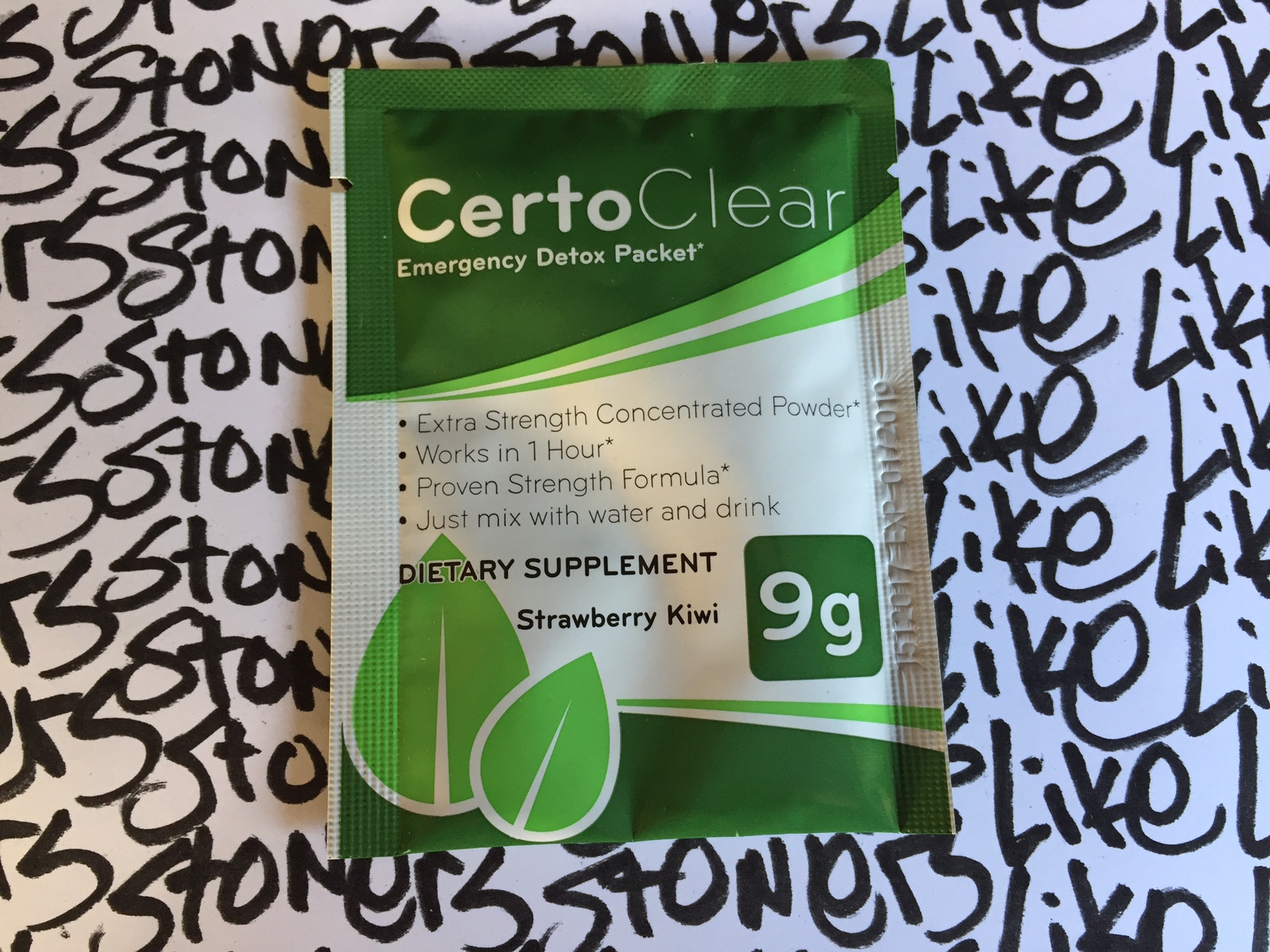 Certoclear Certo Detox Review