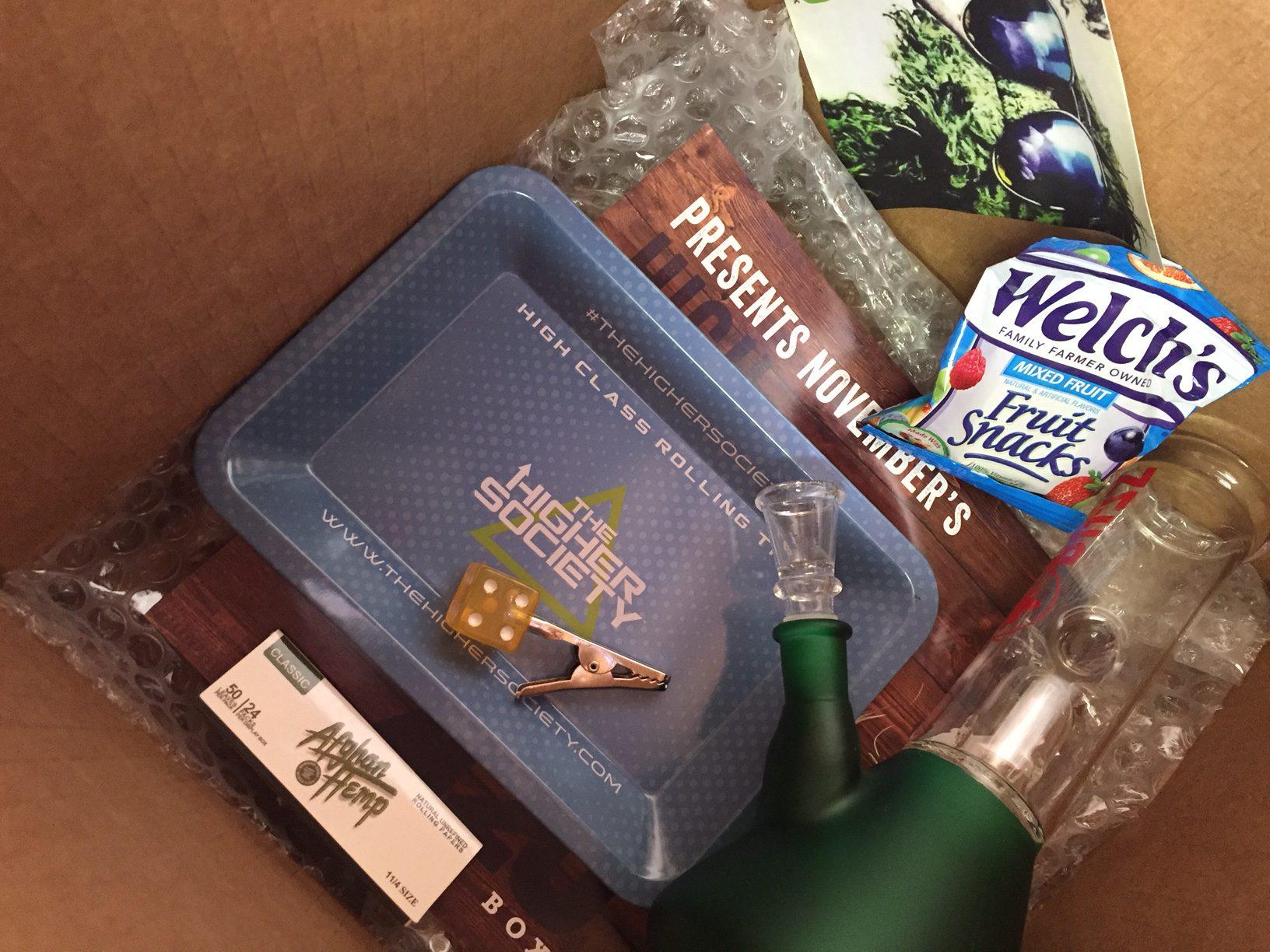 420 Goody Box Contents