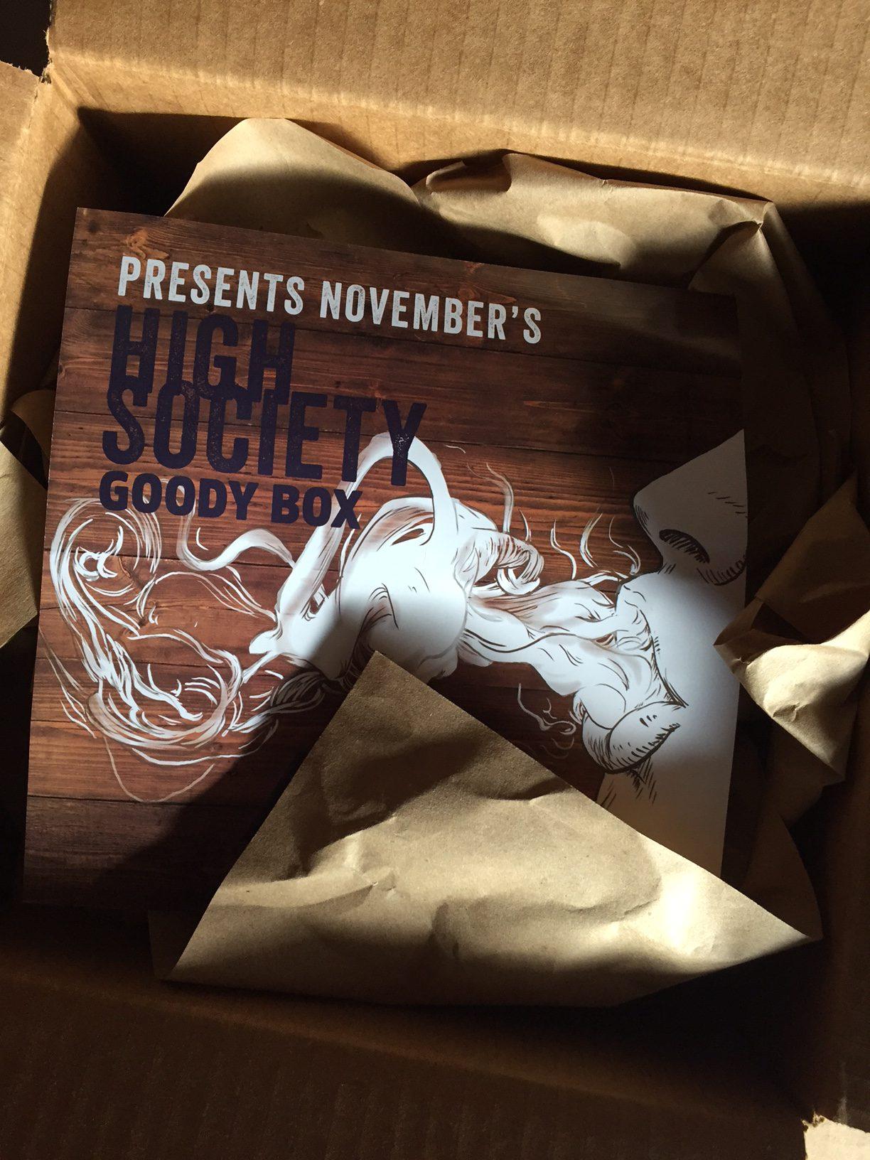 420 Goody Box November