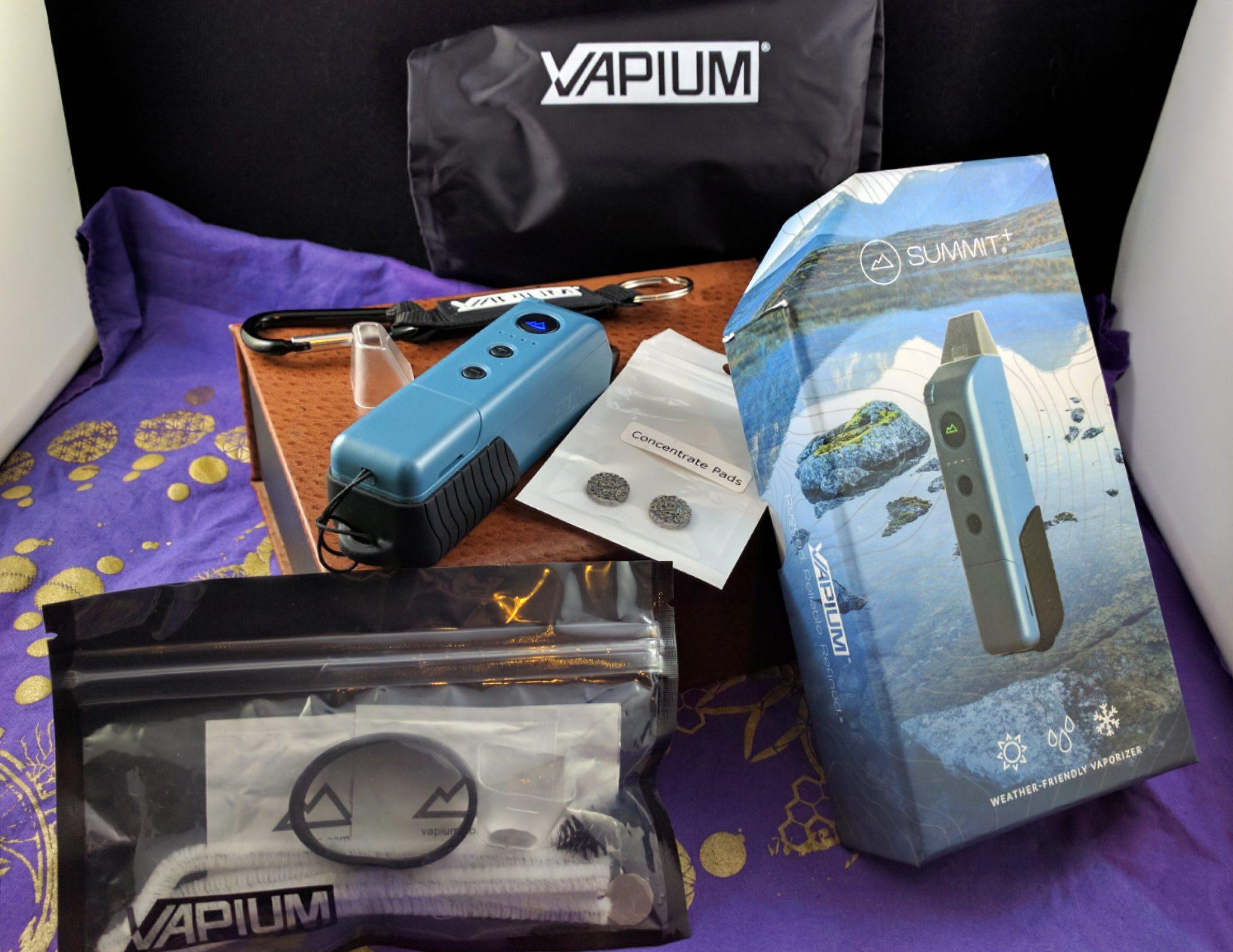 vapium summit vaporizer