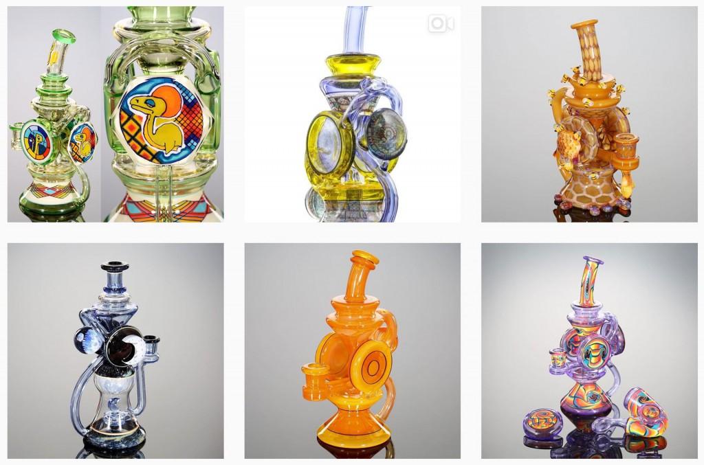 Heady Glass by eusheen