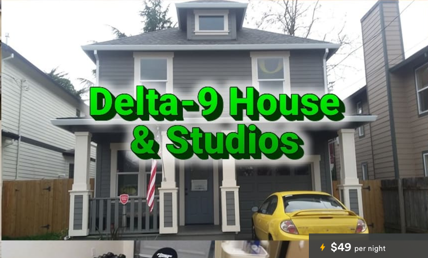 Rull Belville Delta 9 house