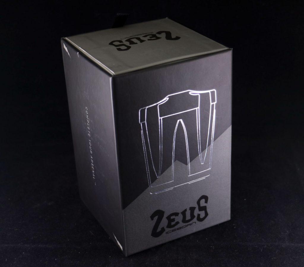zeus Iceborn vaporizer