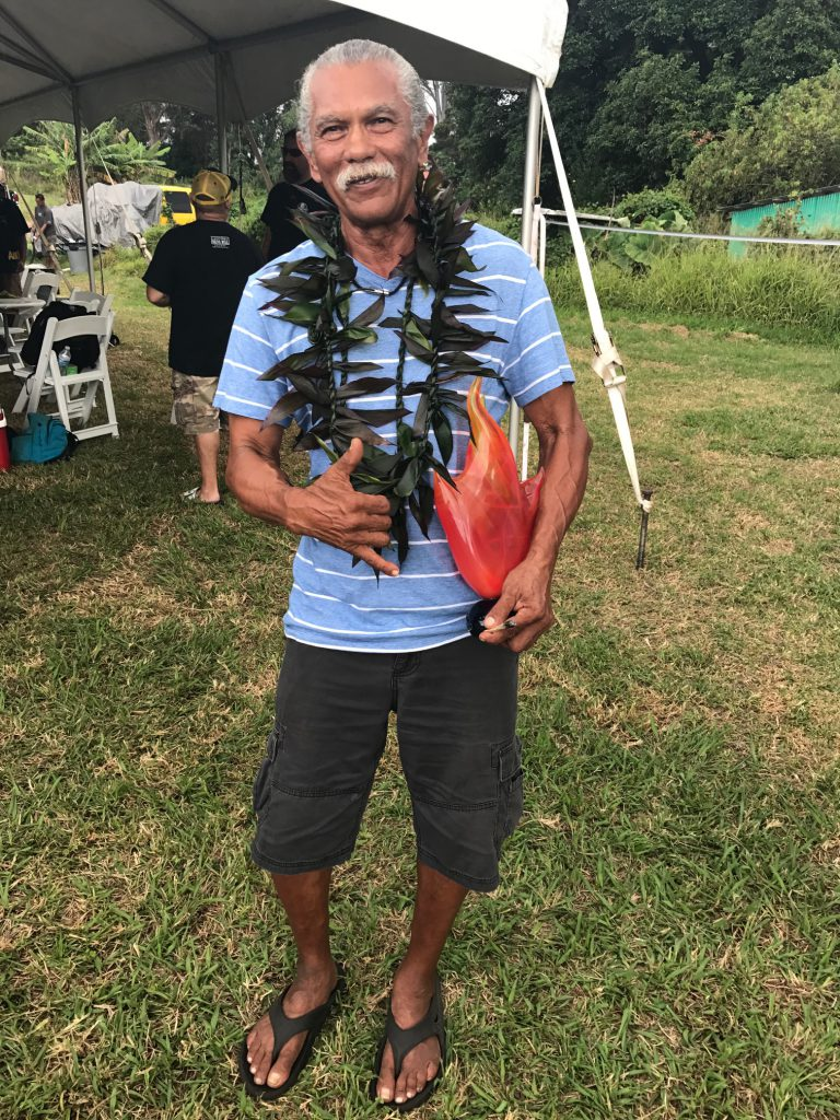 Uncle Jimmy Winner of All Hawaii Invitational 2017