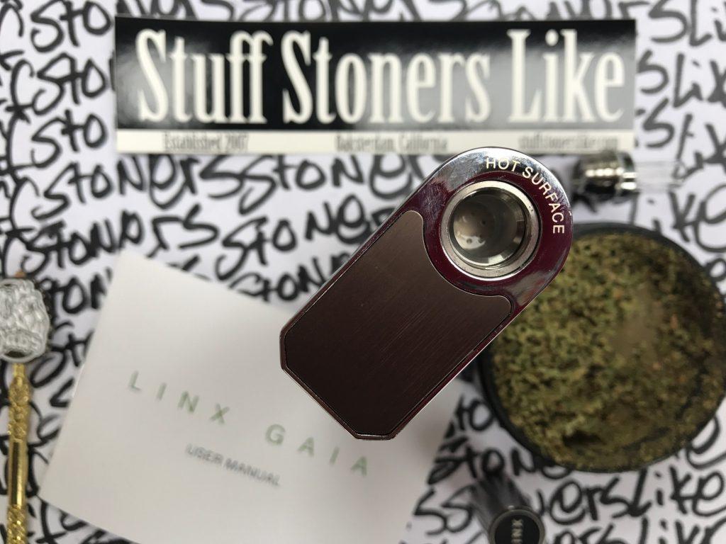 Linx Gaia Dry Herb Vaporizer