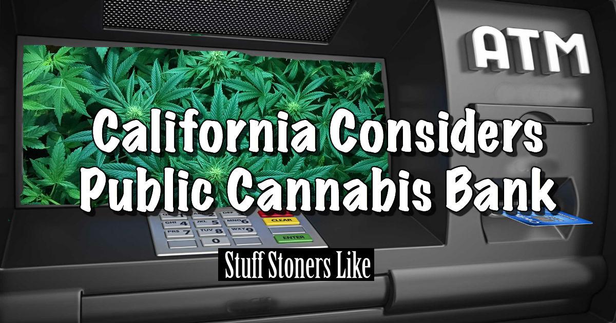 cannabis bank