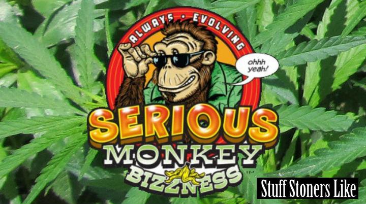 Monkey Whizz Serious Monkey Business