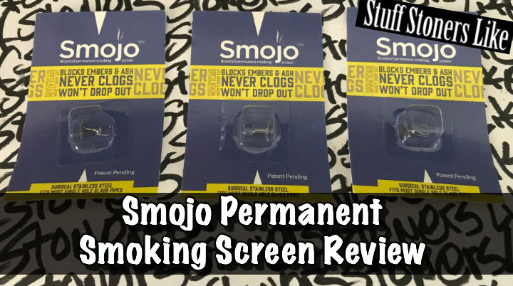 Smojo Smoking Screen
