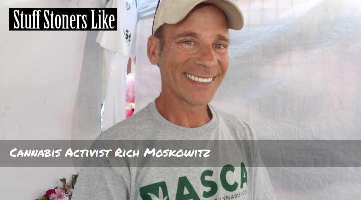 Alameda Activist Rich Moskowitz
