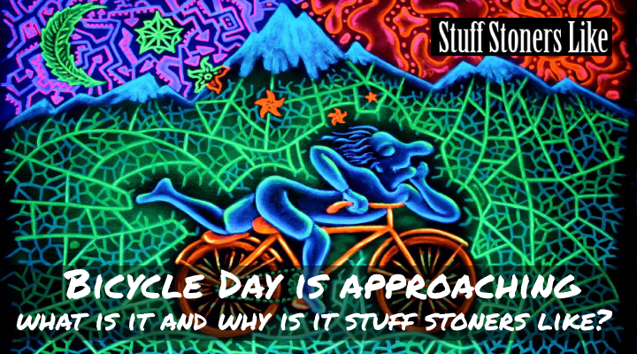 Bicycle Day! What is it and Why is it Celebrated?