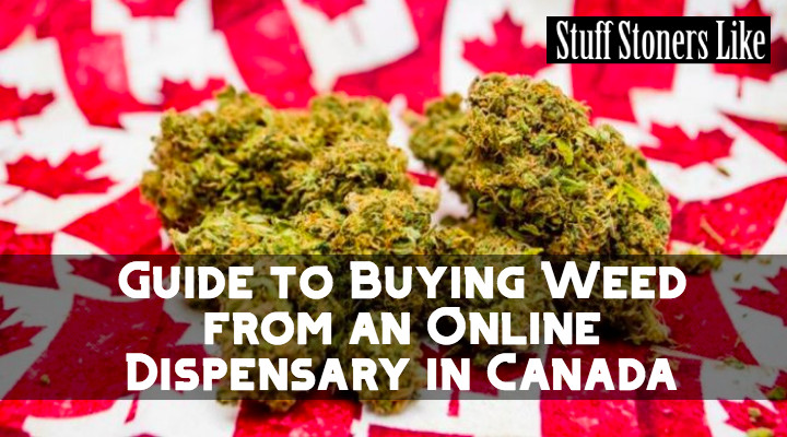 Buying weed online in Canada