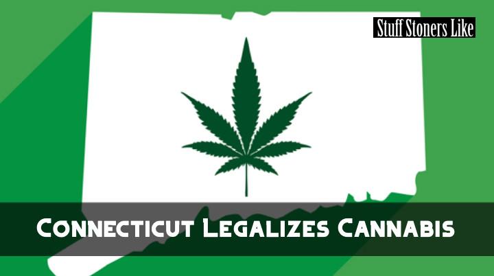 Connecticut Legalizes Cannabis