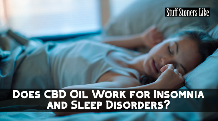 Can CBD help combat Insomnia and other sleep disorders?