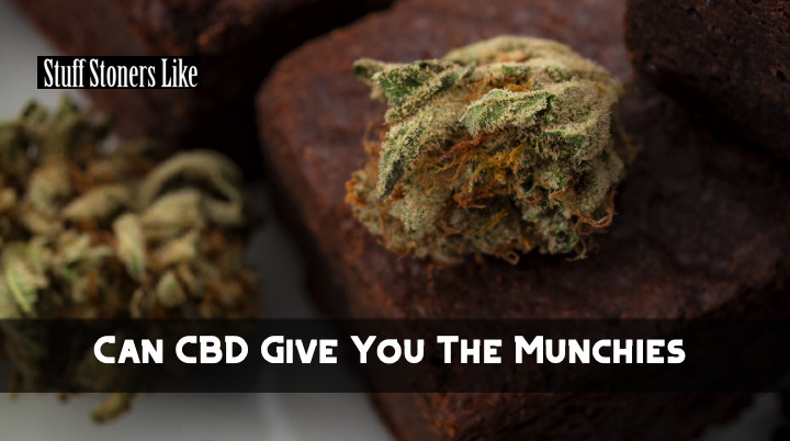 Can CBD Give You The Munchies?