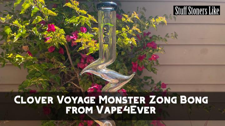 Zong Bong from Vape4Ever